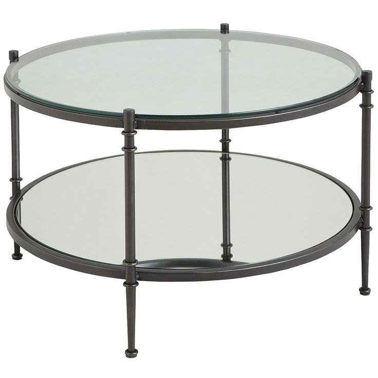 Clara Coffee Table   Gunmetal | Pier 1 Imports