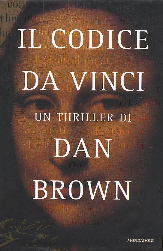 Il codice da Vinci - #libro che mi ha fatto appassionare a questo autore, Dan Brown, del quale ho poi letto tutti gli altri thriller.  Avvincente e tiene letteralmente incollati al racconto e spinge anche ad una riflessione personale sul mondo cattolico e artistico. L'ho finito in 3 giorni!