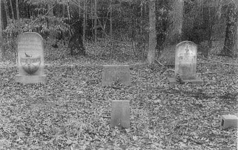 James Morris Cemetery.  Powhatan County, Virginia.  See more....