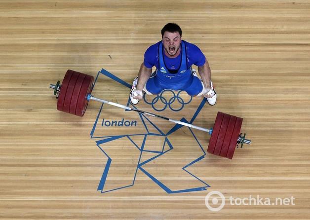 Алексей Торохтий - чемпион Олимпийских игр в Лондоне-2012 в тяжелой атлетике в категории до 105 кг.