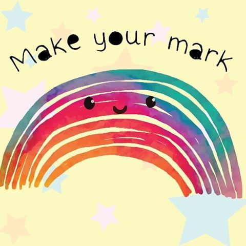 Calling all UK makers out there! Make sure your voice is heard and register to vote - you have until midnight tonight and it takes less than 5 mins to do! Go go gooooo 😜😀 #kawaii #infographic #vote #uk #makehappyclub #rainbow #happy #smile #colour #voting #love #women #voices #hello