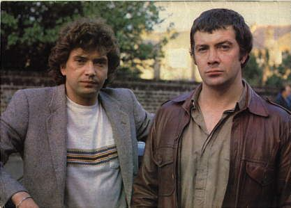 THE PROFESSIONALS: Images of Bodie & Doyle