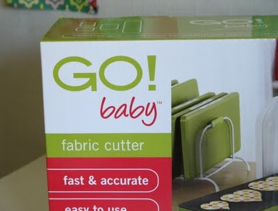 crazy mom quilts: Go baby fabric cutter
