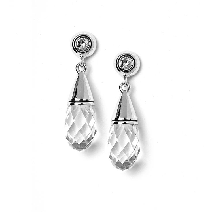 #boucles #cadeaux #bijoux By Caroline Néron http://bijouterie-carador.com/bijoux-marques/caroline-neron/caroline-neron/-boucles-d-oreilles-lady-cl-caroline-neron-5359.html