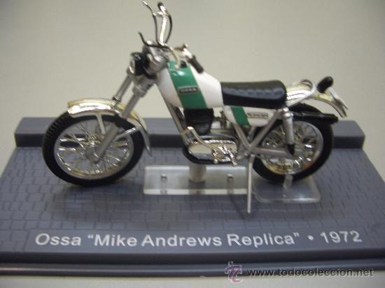 Moto OSSA Mike Andrews Replica 1972 E-1/24