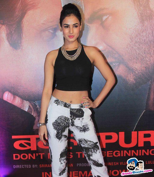 Badlapur Movie Success Bash -- Sonal Chauhan Picture # 298507