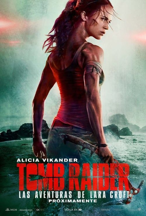 Tomb Raider Full Movie Streaming Online in HD-720p Video Quality