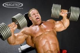 Jay Cutler Chest Workout