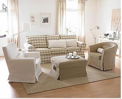 I love IKEA sofas because they are family-friendly and less toxic than most US-built sofas.