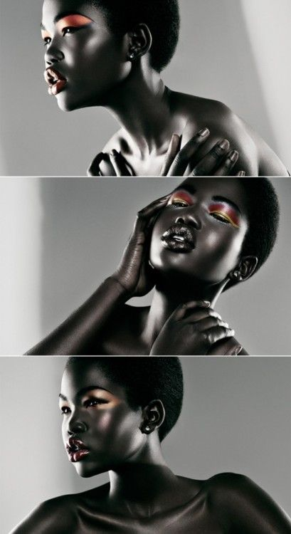 Pure African Models | ♥ Miss Jacqs