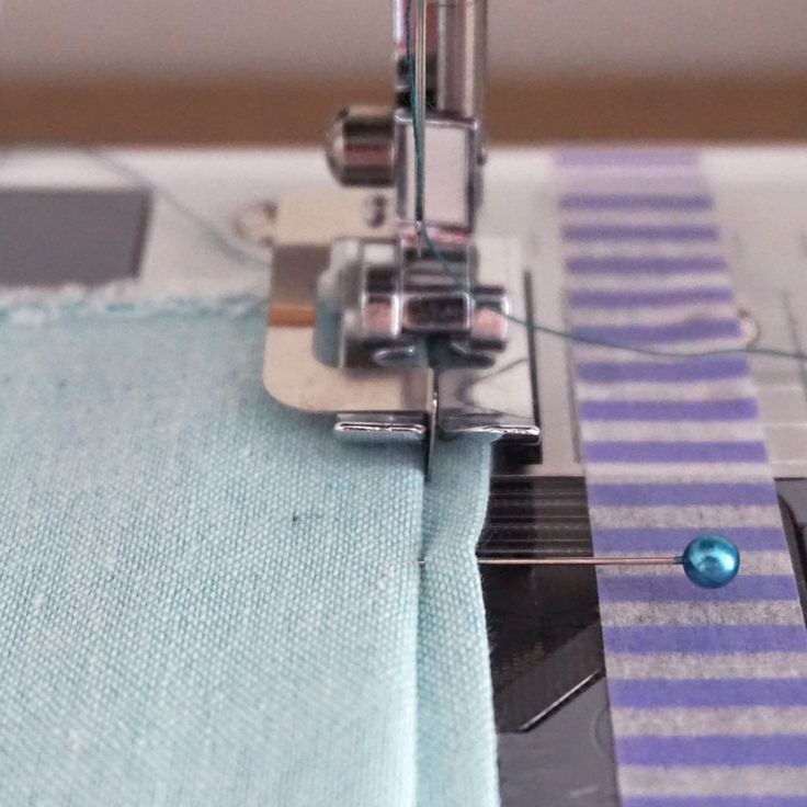 How to Machine Blind Hem Stitch - DIY Tutorial