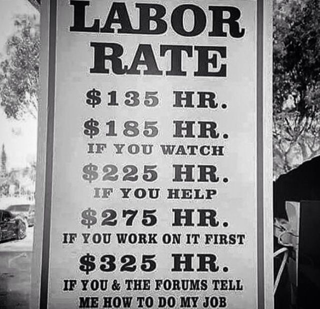 labor rate Will sando of silverlake automotive explains how to improve your effective labor rate.