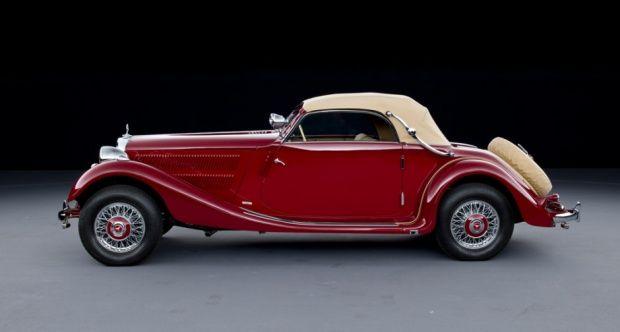 1938 Mercedes-Benz Pre-War  - 320 Cabriolet A