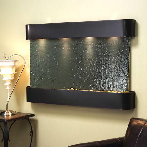 Indoor Waterfall Home Decor