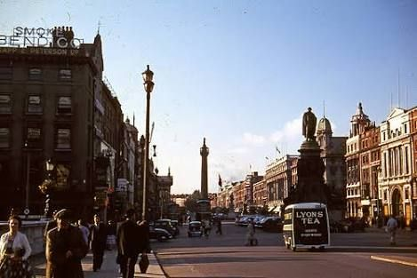 O'Connell Street 1950s