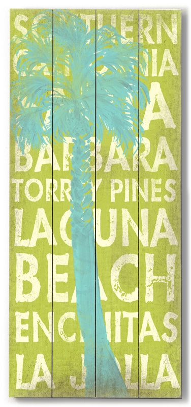 SoCal beach sign, my former home!