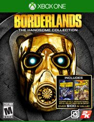 Boxshot: Borderlands: The Handsome Collection by 2K
