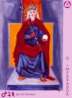 """04 - O Imperador – O Alfa-Macho ~ """"Se você tentou se adaptar de alguma forma e não conseguiu, você tem muita sorte, além, é claro, de uma essência não domesticada. Sendo um cisne em meio aos patos, é verdade que você pode ser um homem solitário, mas sua alma está abrigada, protegida em algum lugar""""."""