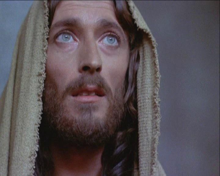 Robert Powell as Jesus Christ
