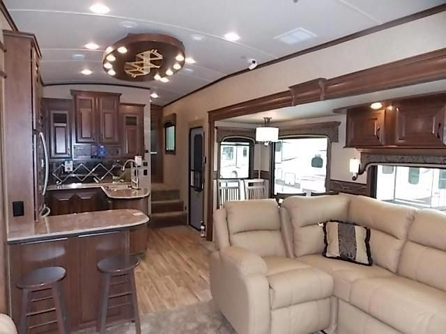 New 2015 Jayco Pinnacle Fifth Wheel Trailer For Sale In Gulf