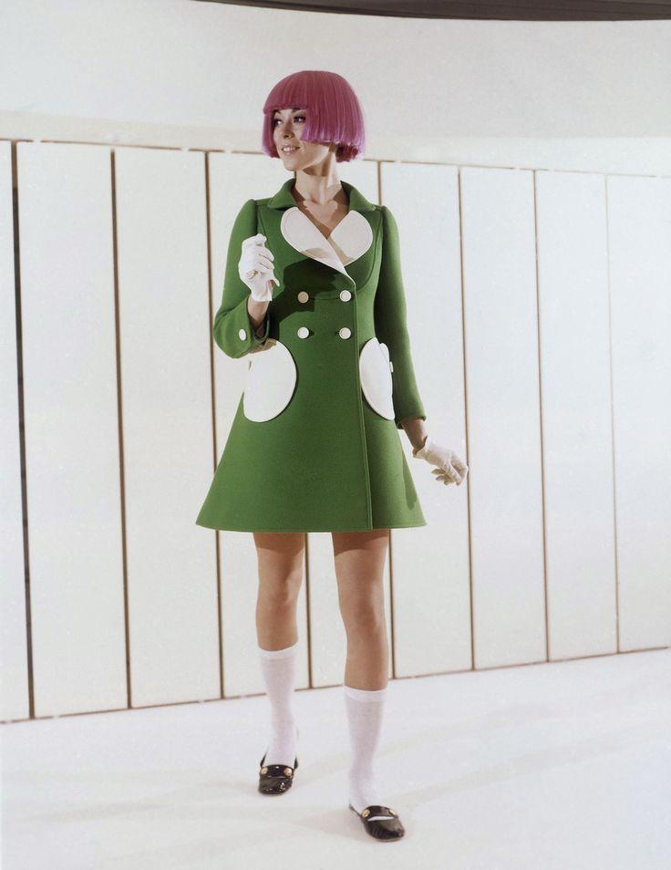 André Courrèges Outfit 1969