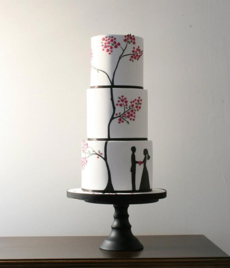 best cake pans for wedding cakes 25 best ideas about silhouette wedding cake on 11284
