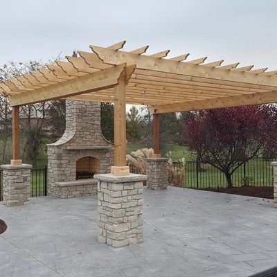 The 25 best free deck design software ideas on pinterest deck this is a 16 x 16 post to post cedar pergola it contains cedar pergola diy pergolapergola plansdeck solutioingenieria Image collections