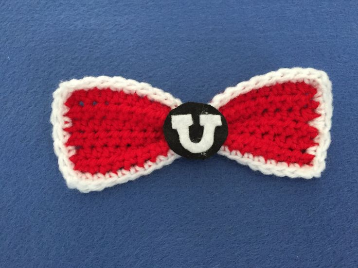 Hair bow (picture only)
