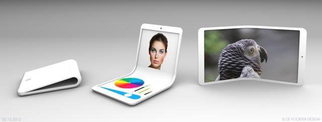 iFlex flexPhone Concept Has Flexible Display
