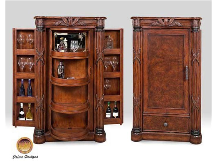 Primo design living room euro bar cabinet