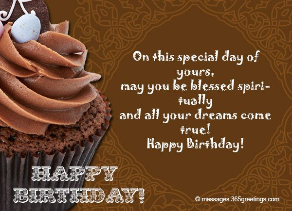 Best 25 Christian Birthday Wishes Ideas On Pinterest Happy Birthday Wishes For Respected Person
