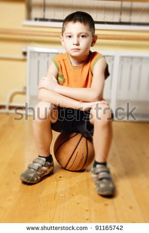 Basketball-Pose Ideen