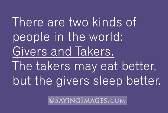 25+ Best Ideas About Givers And Takers On Pinterest