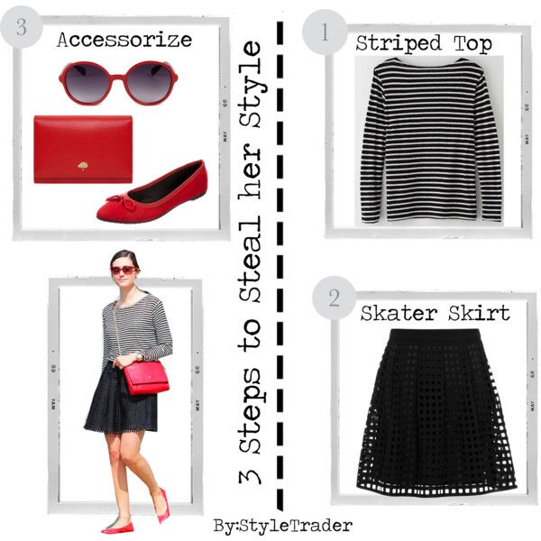 3 Steps to Steal her style