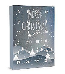 Non Chocolate Advent Calendars | Budget Bargains UK