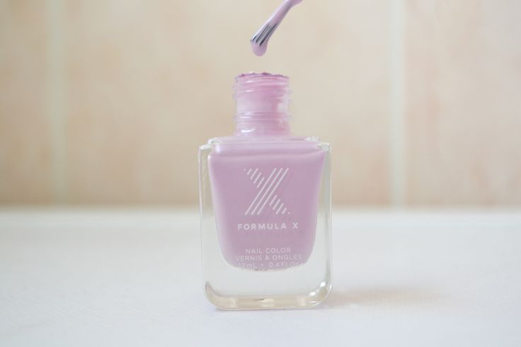 Vernis #radical de #FormulaX #pink #purple #nail #nailpolish