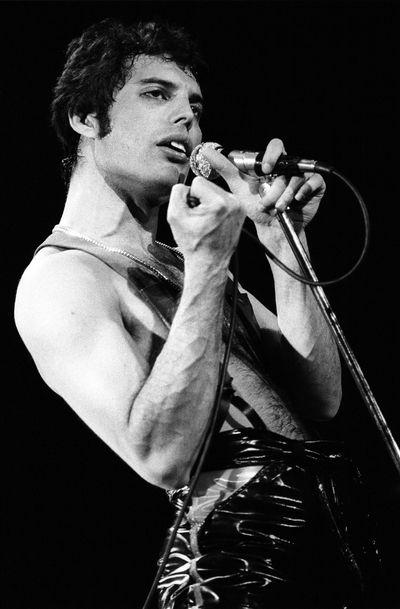 #Portfolio : 35 clichés extraordinaires du type Freddie Mercury