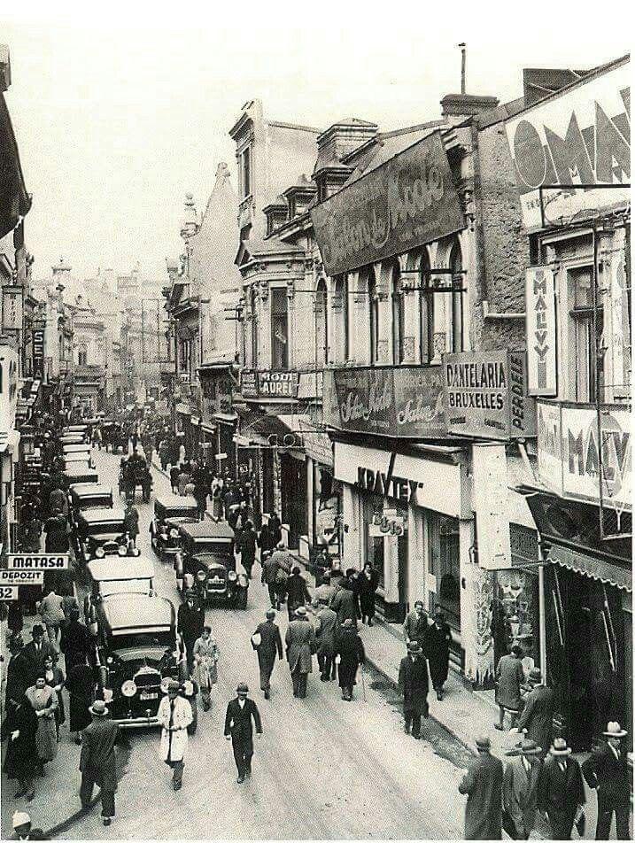 Lipscani 1932