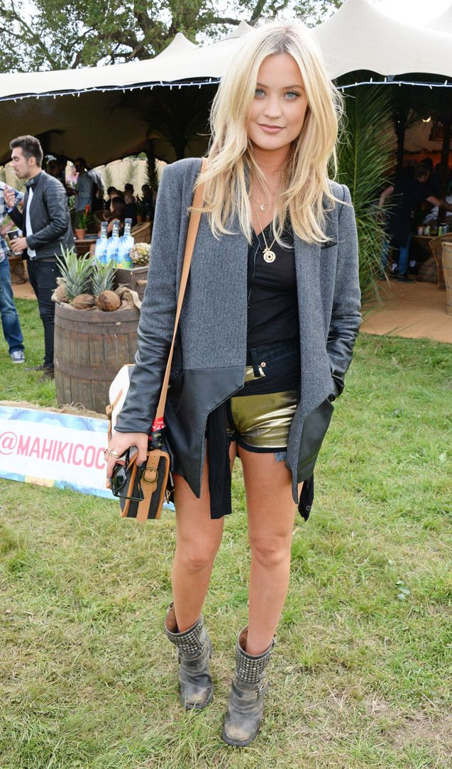 Celeb Style: Who Wore What a V Fest 2014? :: LAURA WHITMORE Company.co.uk