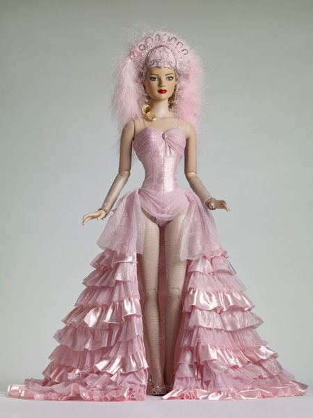 22in Viva Las Vegas - 2012 Modern Doll Exclusive |Tonner Doll Company SOLD OUT EDITION