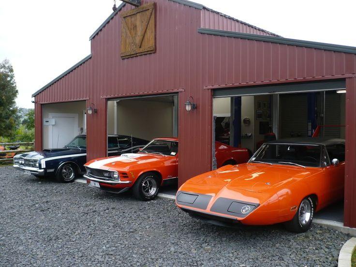 muscle car barn find | Muscle Car Barn - The Garage Journal Board