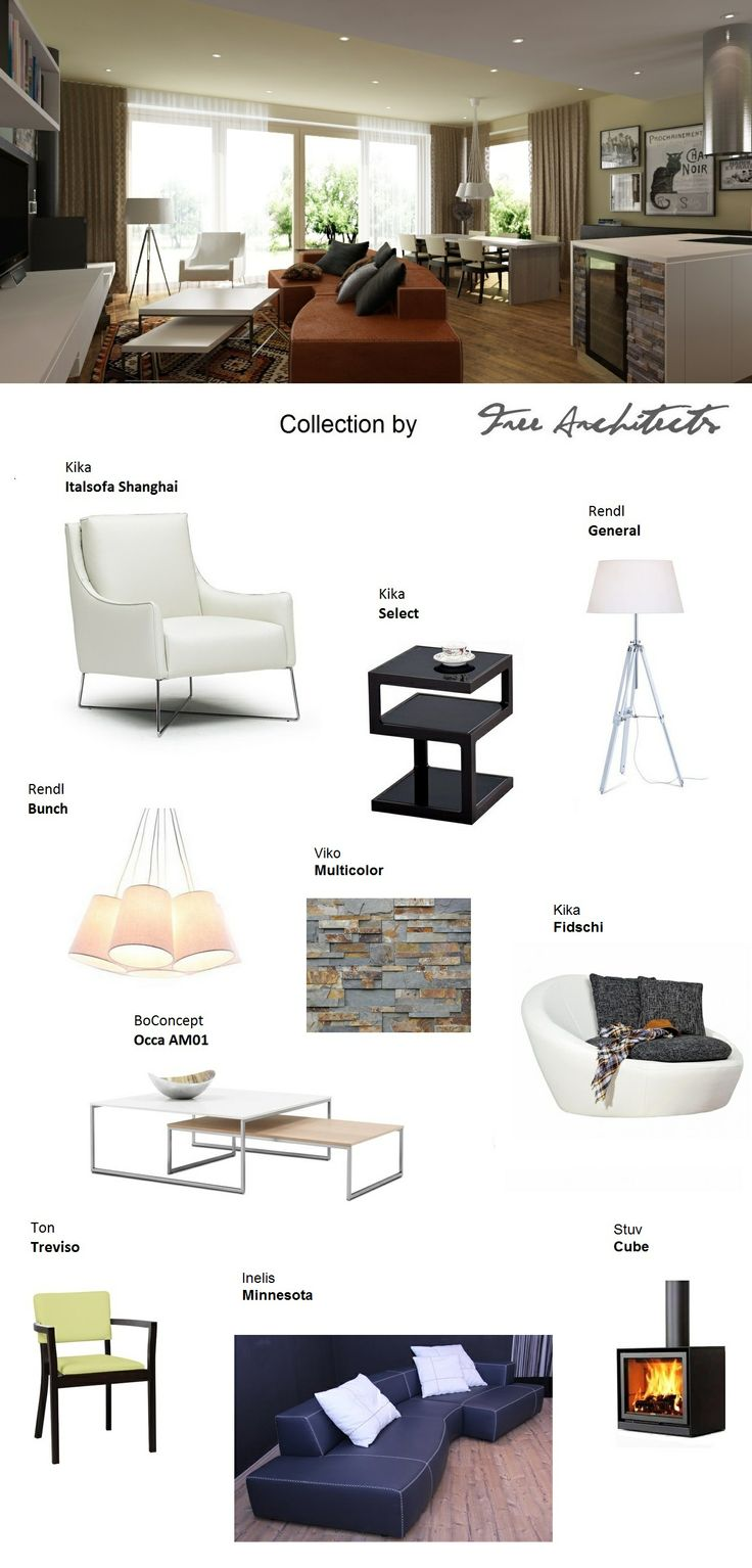 Boconcept Occa Side Table : Pres 1 000 obr?zku na t?ma Free architects interior collections na