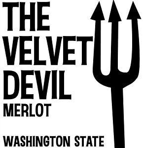HIPPOVINO: Trois vins rouges pour Halloween - vin rouge - Etats-Unis - Washington - The Velvet Devil Merlot Charles Smith - Code SAQ : 12182391