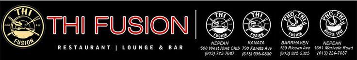 Thi Fusion #AsianFusion #Restaurant #Ottawa