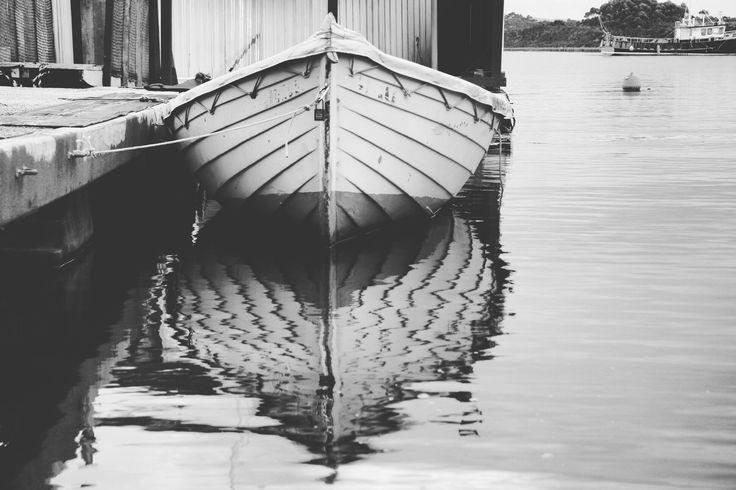 King Billy Pine dinghy