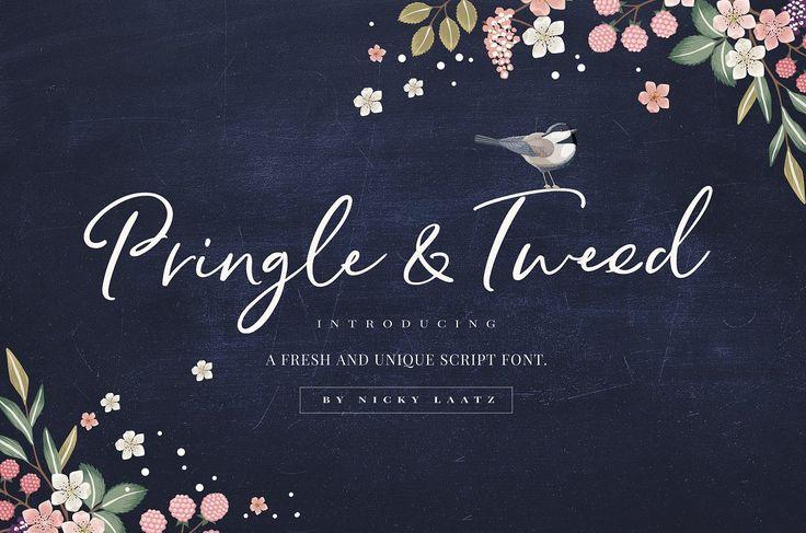 Pringle & Tweed Script - Script