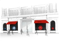 Designs unveiled for Regent Street Windows Project - Ferrari