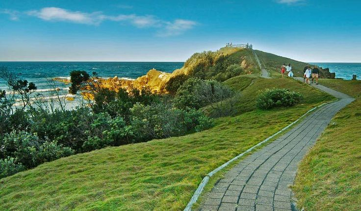 If you do one thing in Byron Bay, let it be the Lighthouse Trail (also known as the Cape Byron Walking Track). During sunrise and sunset you'll have richer colours, but it's spectacular…