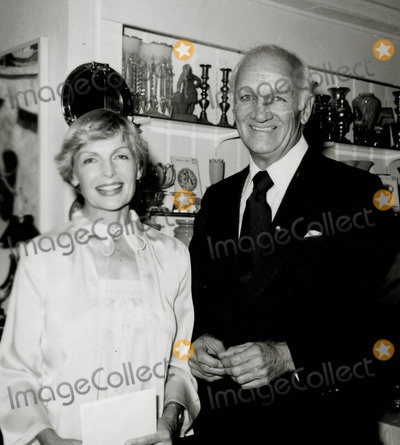 Tom Harmon And Elyse Knox Photo