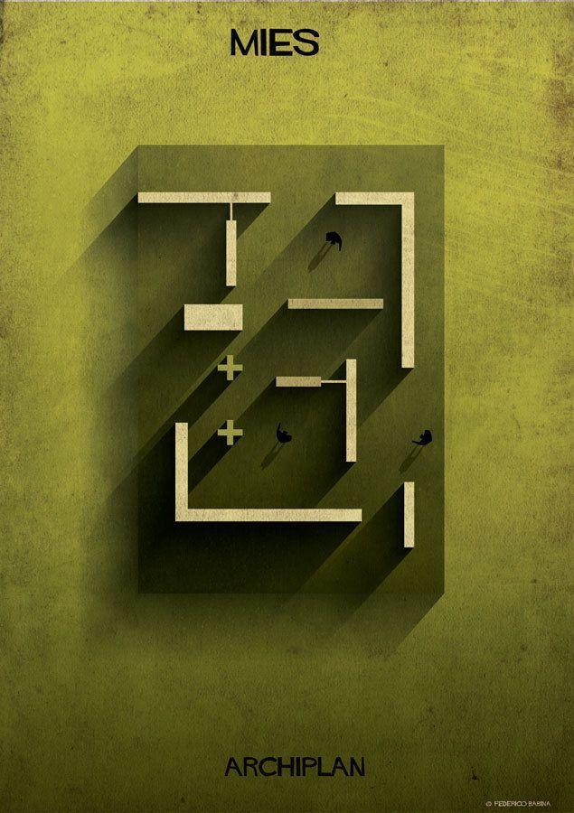 Federico Babina - Archiplan Mies #Archiplan